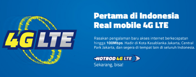 Photo of Harga Tarif Paket Internet Hotrod XL Terbaru 2019